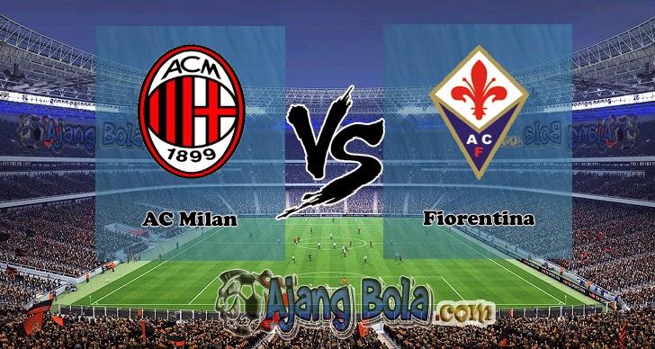 Prediksi Skor AC Milan vs Fiorentina 27 Oktober 2014, Serie A