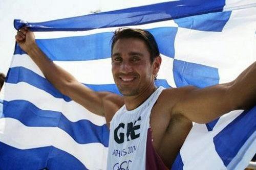Και στον αθλητισμό μια χαρά έκανε τις λαμογιές του ο Τσοχατζόπουλος...