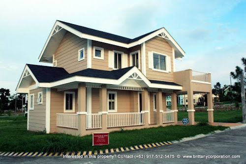 Augusta - Nadine Ready Home | House and Lot for Sale Sta. Rosa, Laguna