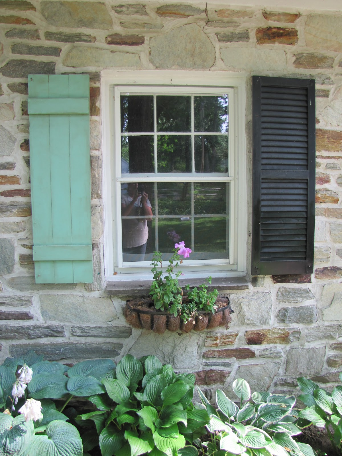 How to make shutters the video the painted home by for Custom build your home