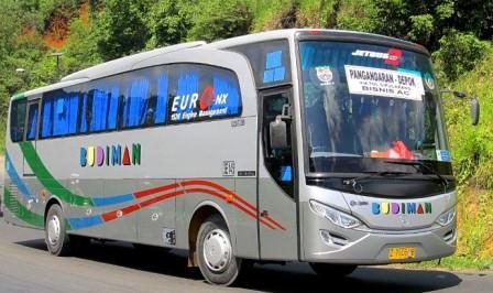 Nomor Telepon Agen Bus Budiman
