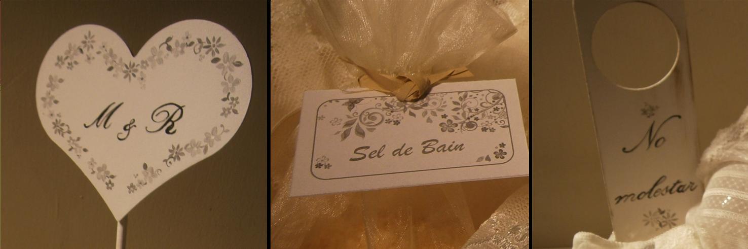 Kit regalo para novia. Lencería y productos de belleza