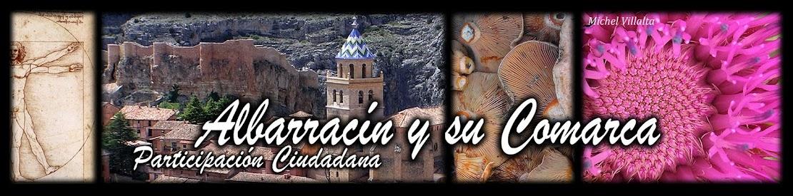 Albarracín y su Comarca, Participación Ciudadana on-line