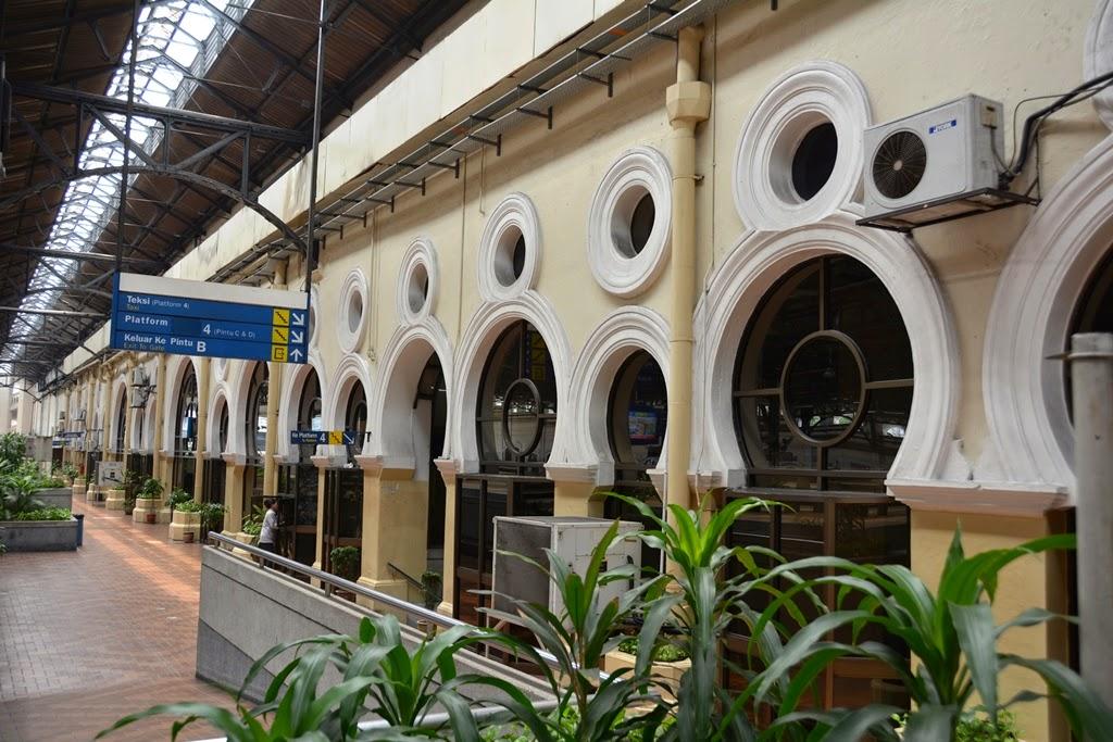 Railway Station Kuala Lumpur
