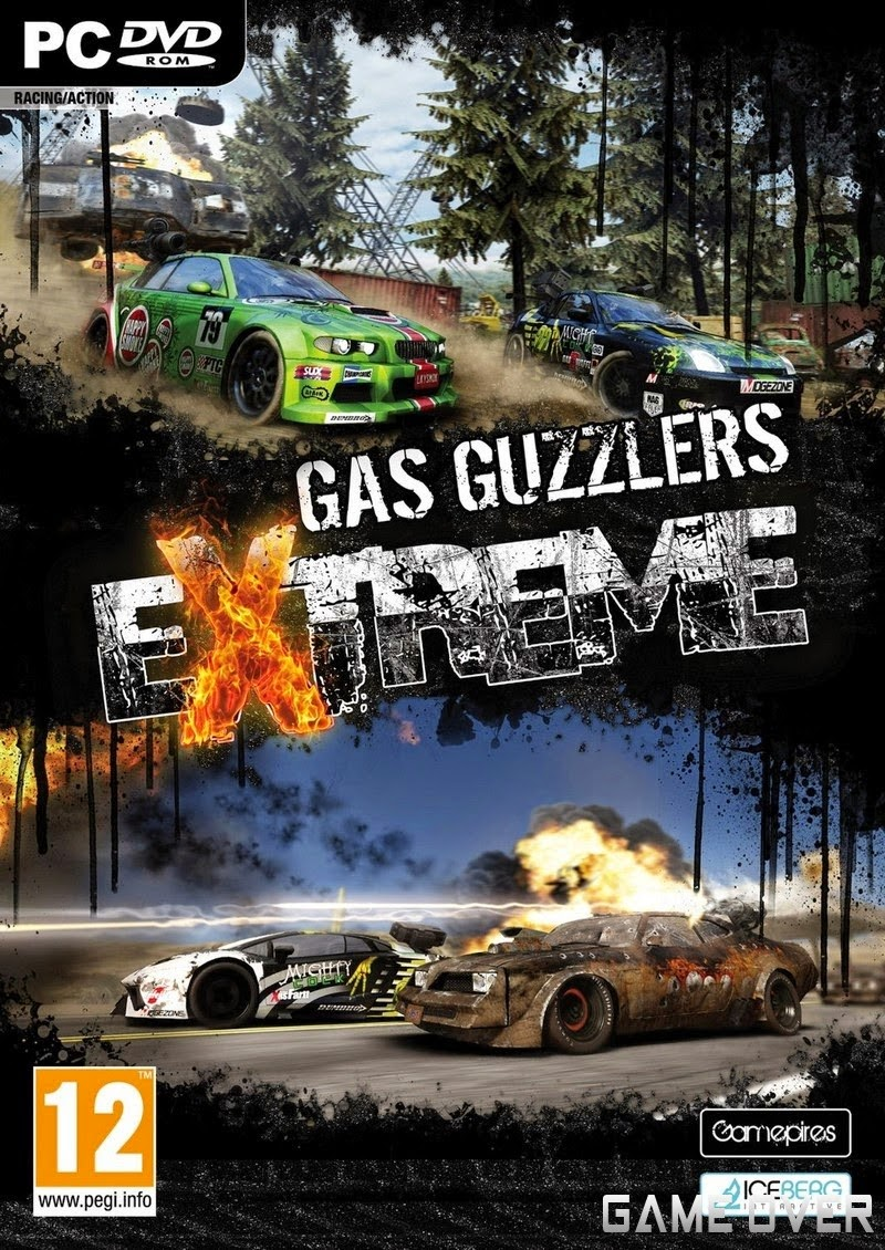 Guzzlers Gas Extreme
