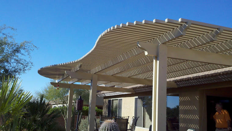 Alumawood Patio Covers Tucson, Az 520 245 8700