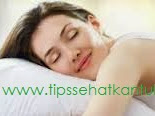 Tips Sehat Menjelang Tidur