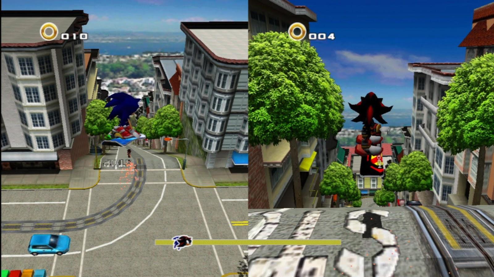 Sonic Adventure 2 Battle Pc Free
