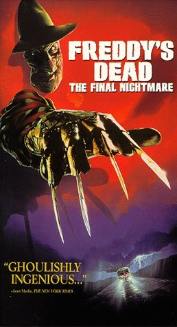 poster for Freddy's Dead The Final Nightmare