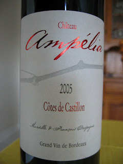 Photo of Chateau Ampelia Bordeaux 2005