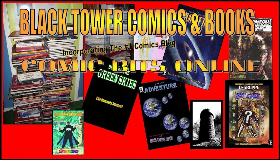 TERRY HOOPER BLACK TOWER COMICS