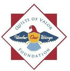 I'm in a Quilts of Valor ® Group: