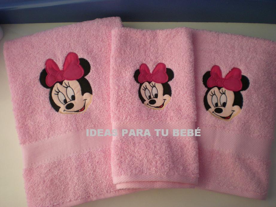 Encargos para bebe for Apliques para toallas