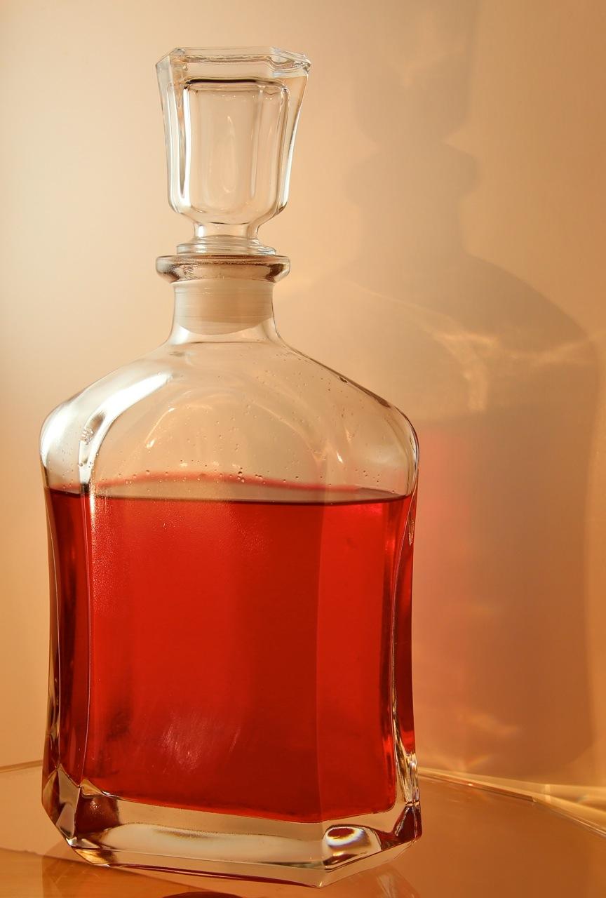 Dede Wilson: Homemade Cranberry Liqueur