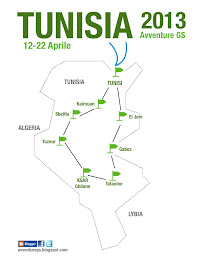 TUNISIA 2013 -Live Report-
