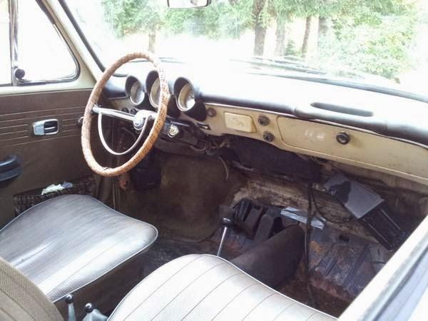 1969 VW Type 3 Squareback - Buy - 44.9KB