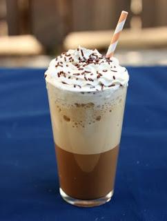 Granizado de Cafe