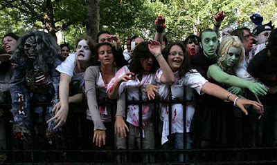 Zombie Walk Genova: 16 Giugno 2012