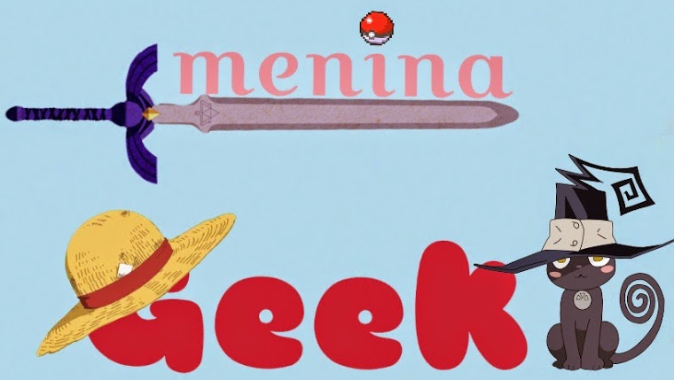 Menina Geek