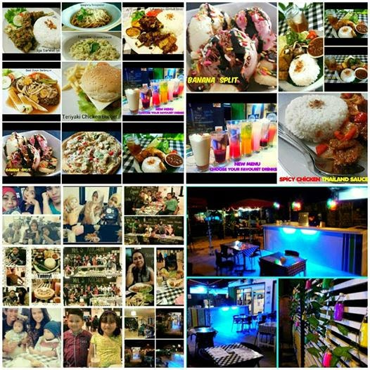 Mel's Kitchen Rumah Roti : Tongkrongan Wajib Kuliner Bontang