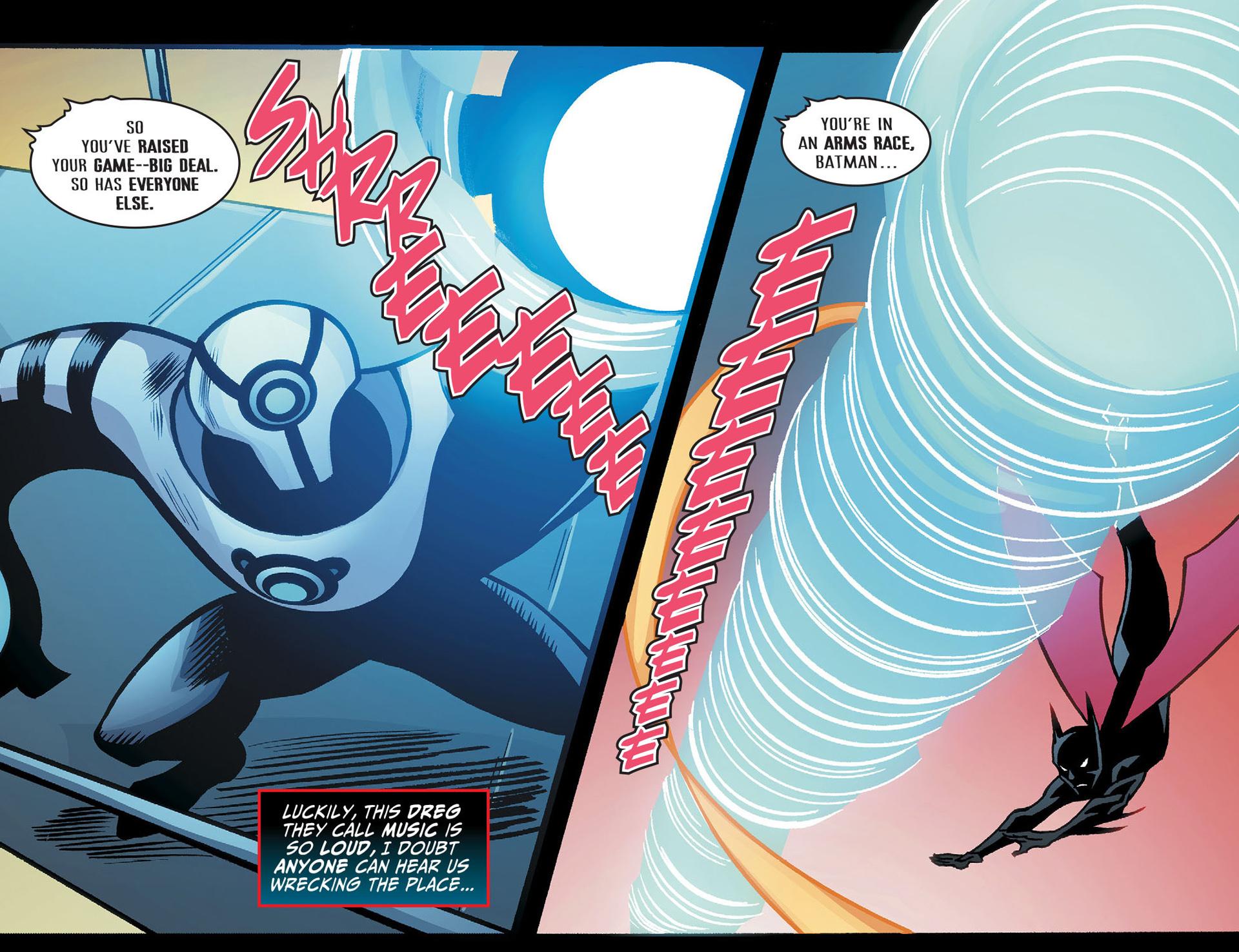 Batman Beyond (2012) Issue #22 #22 - English 5