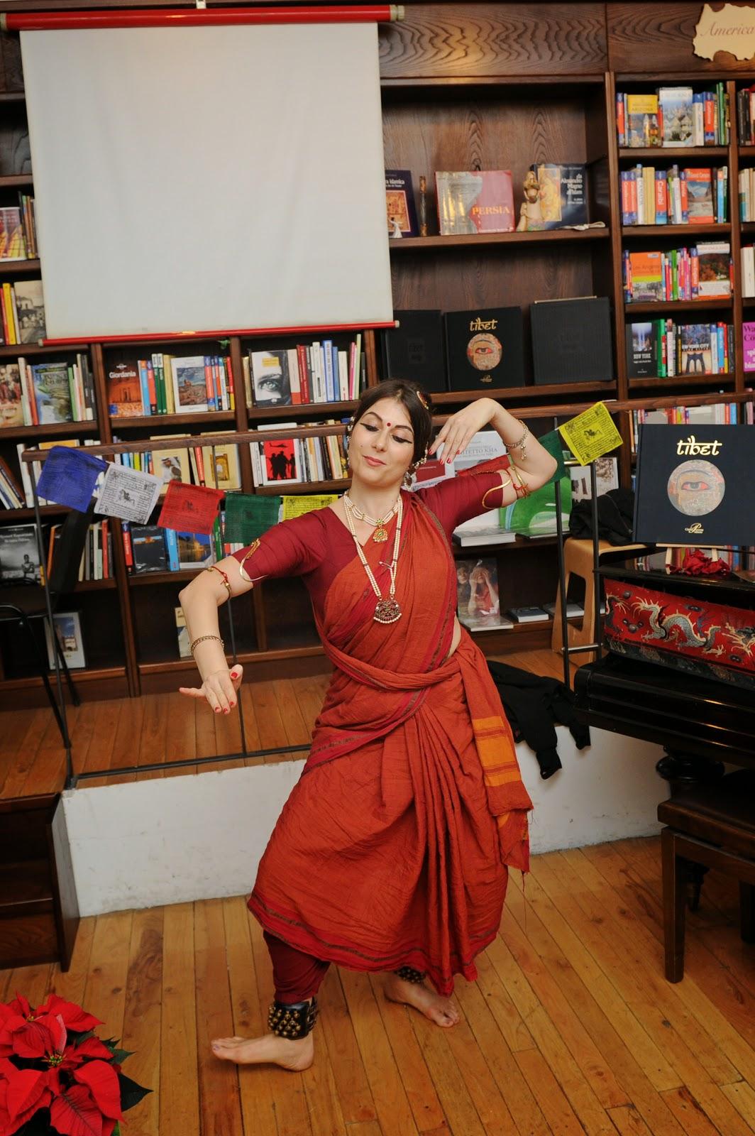 Danza Bharata Natyam