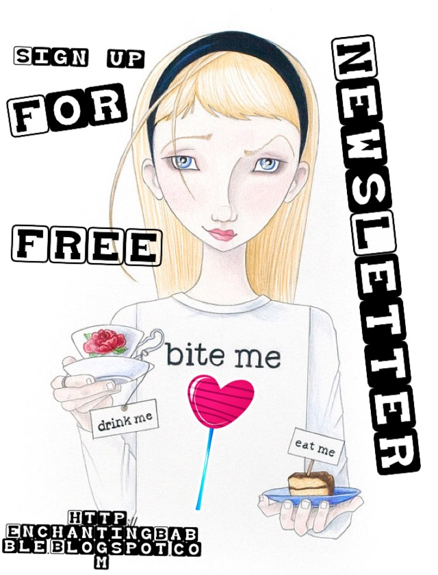 ENCHANTING FREE NEWSLETTER