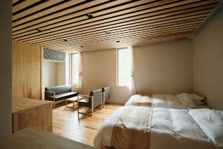 Hotel de diseño japon