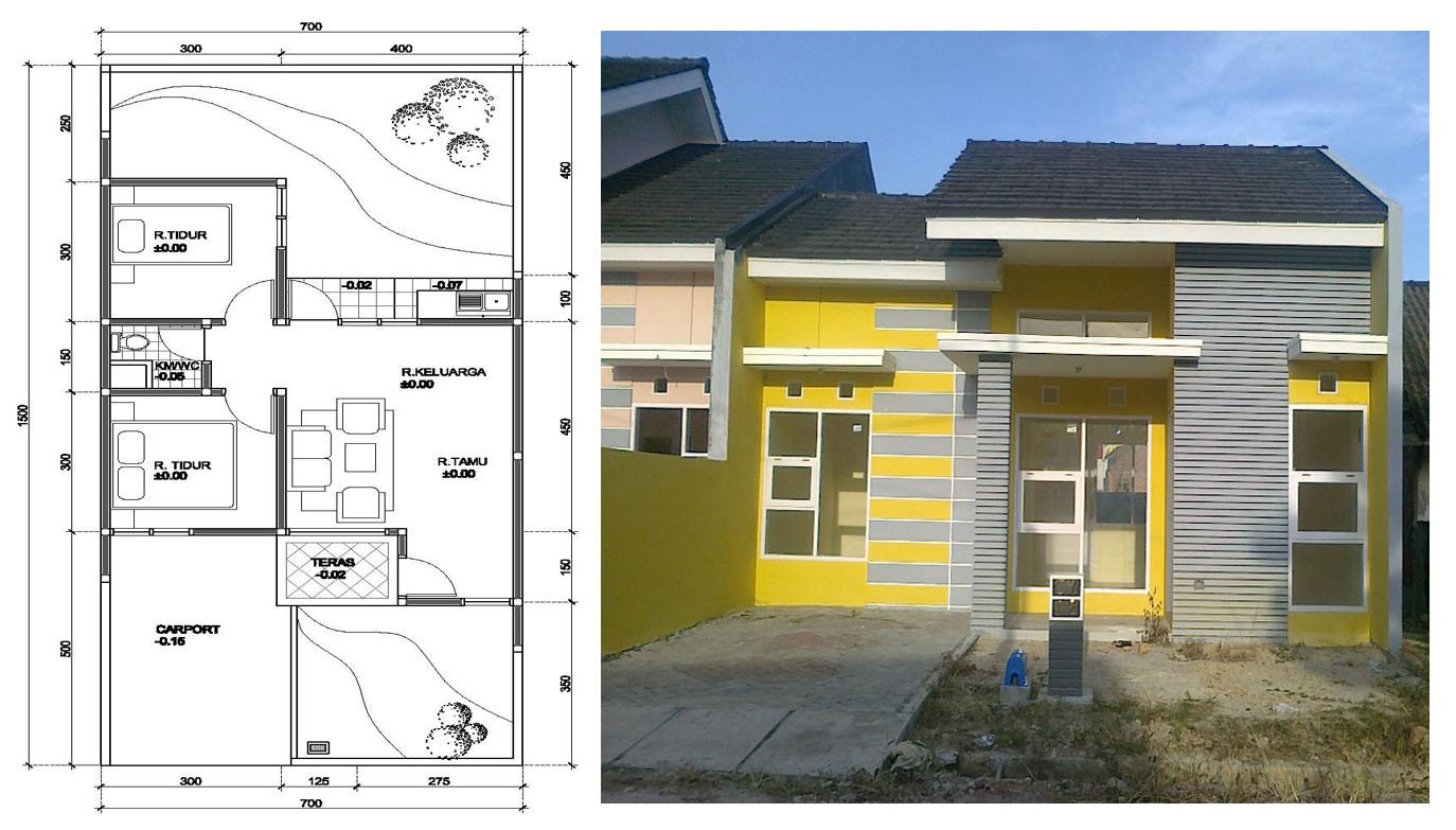 Konsep Desain Eksterior Rumah Minimalis