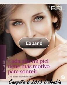 Catalogo LBel campaña 6 2013 co