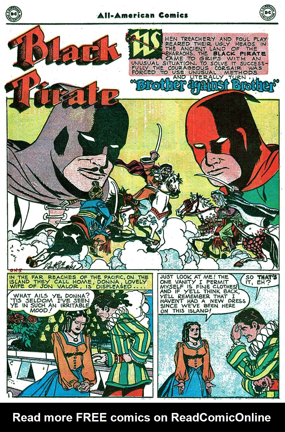 Read online All-American Comics (1939) comic -  Issue #87 - 33