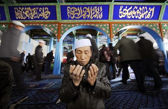 Kekhawatiran Muslim Hui terkait Aturan Pemerintah China di Linxia
