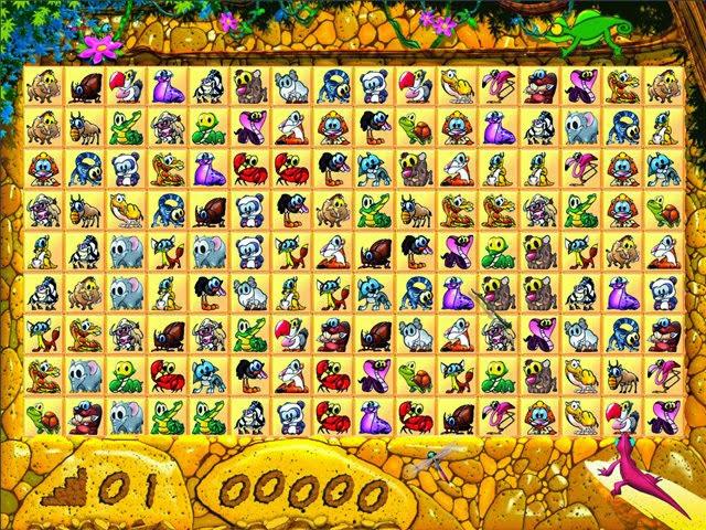 Zoodomino - Permainan gratis kebun binatang