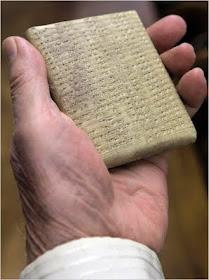 Smart Tablet, 2500 B.C.