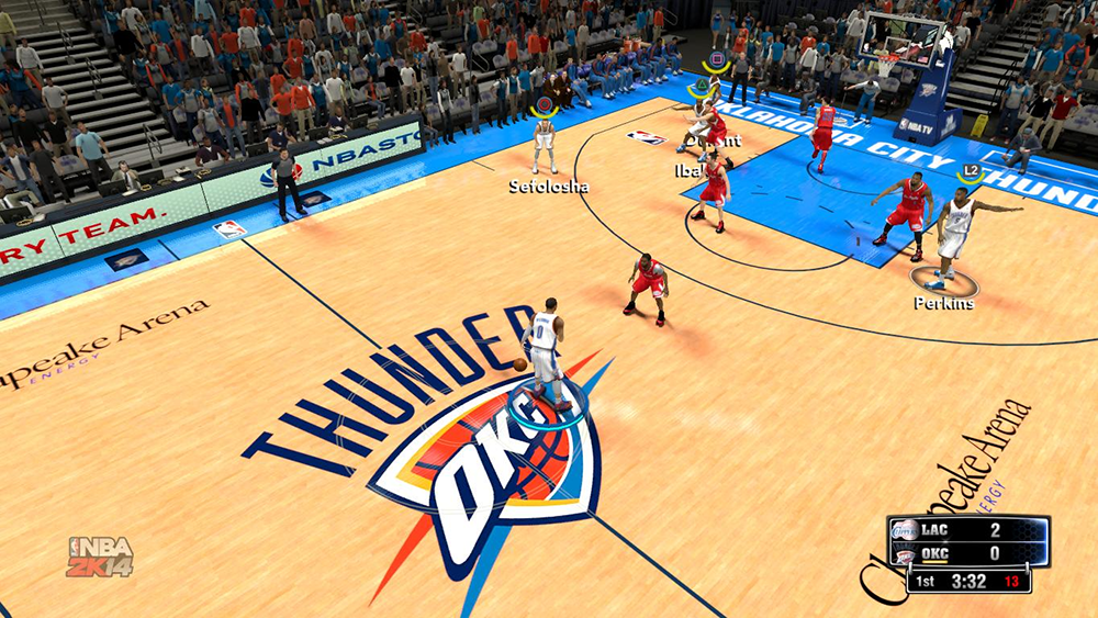 PS3 Icons for NBA 2K14 PC