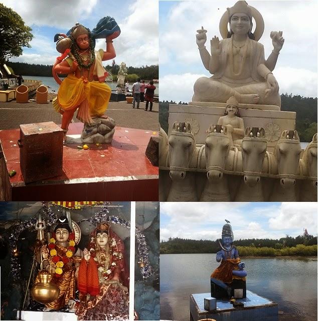 Mauritius - Temple
