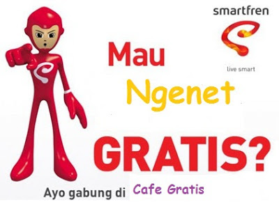 Update Internet Gratis Smartfren Juni Via SSH Tunnel Disini