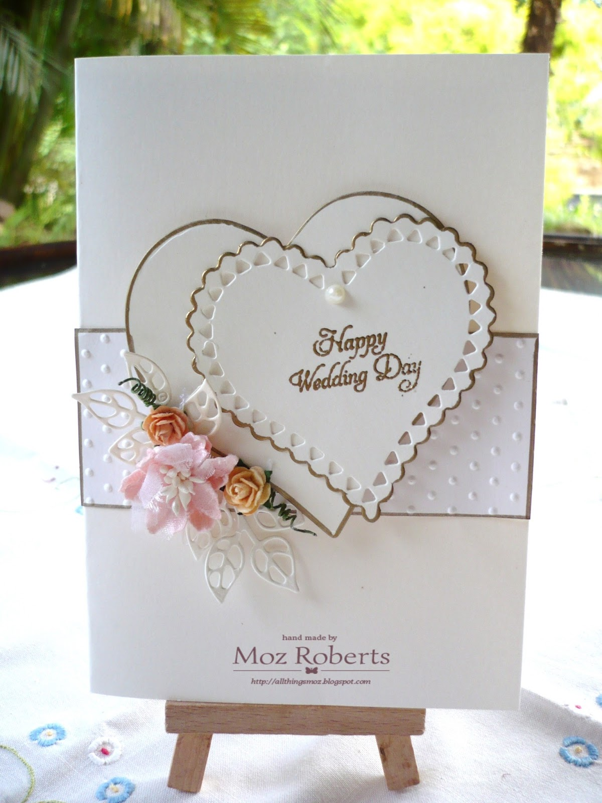 all things Moz: Happy Wedding Day Cards