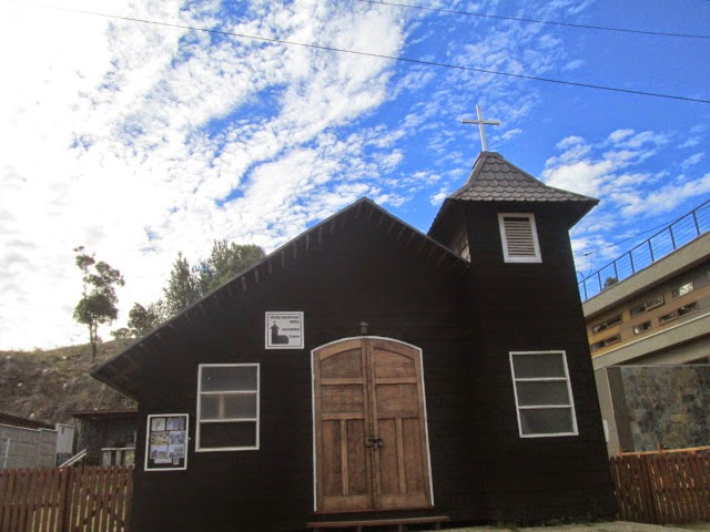 Valdivia chapel