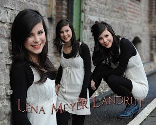 Lena Meyer Landrut iPhone Wallpapers