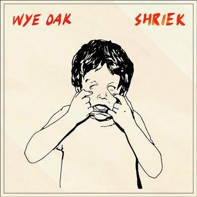 Melhores Albuns 2014 - wye oak shriek
