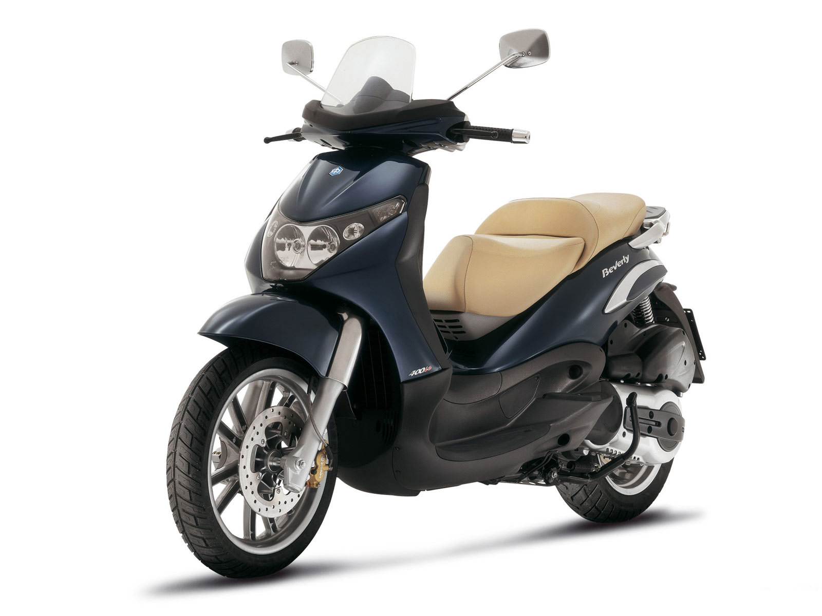 2007 piaggio beverly 400ie scooter pictures accident. Black Bedroom Furniture Sets. Home Design Ideas