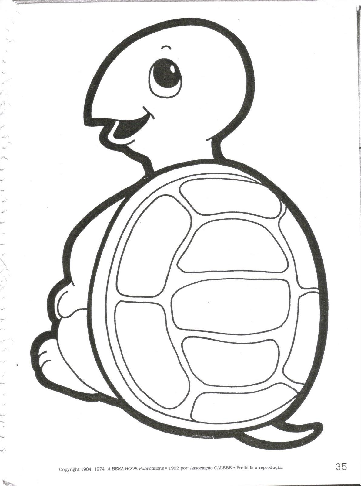 Pin animali da colorare marini colorate ritagliare on for Animali marini da disegnare