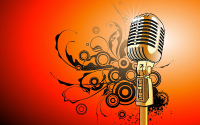 Colorfull Mic Wallpapers - Music Wallpapers