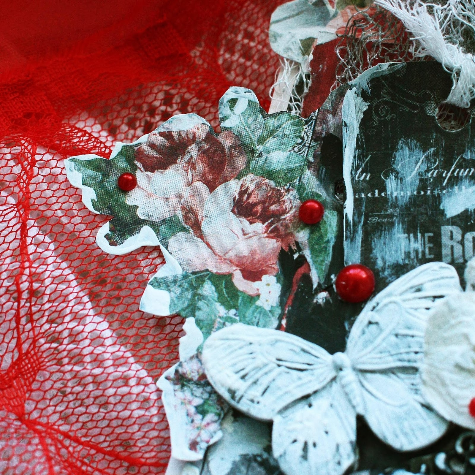 элегия,композиция в скрапе, композиция и скрапбукинг, Наташа Кузина