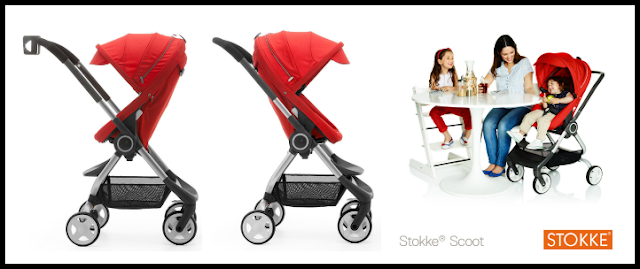 win Stokke stroller $600 value