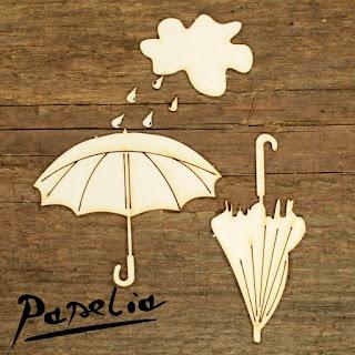 tekturka deszcz