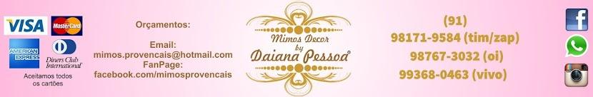 Mimos Decor - by Daiana Pessoa