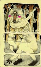 Lobo tótem