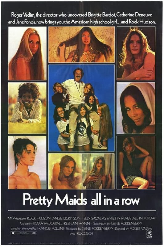 Pretty Maids All in a Row 1971